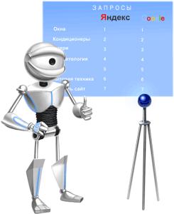 Робот проверки запросов в ПС