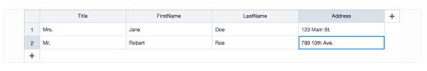 Создание базы данных с Wix Code