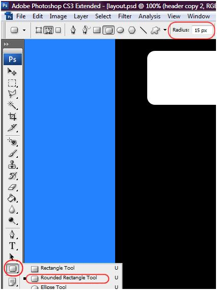 Создать новый документ в фотошопе