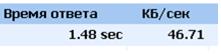 Определить скорость загрузки сайта с MAXCACHE