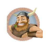 Лого викинг ботовода